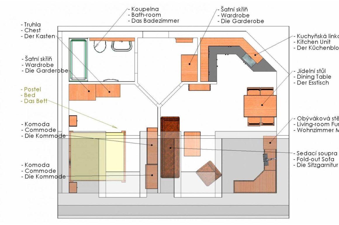 Apartmán RELAX (A1)