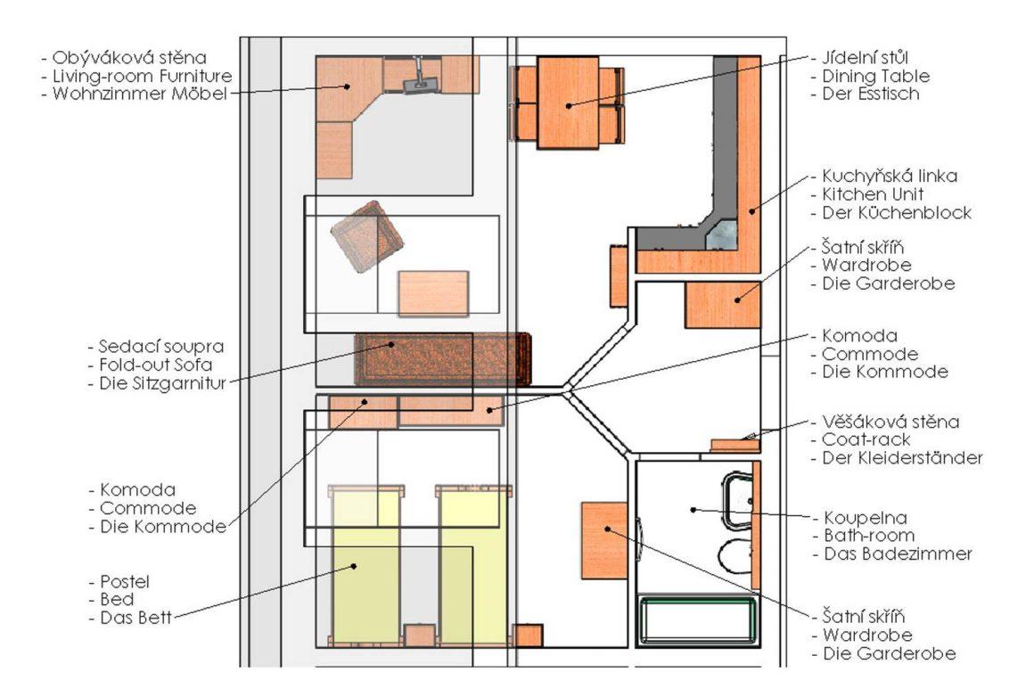 Apartmán RADOST (B1)
