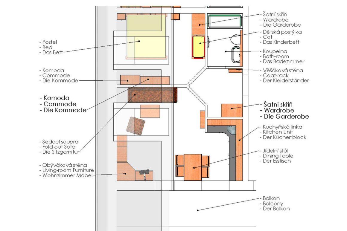 Apartmán SEN (D2)