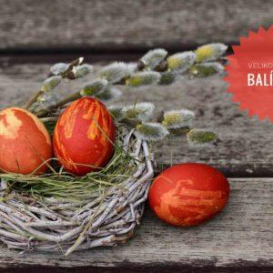 Velikonoční baliček