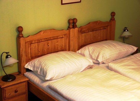 Dvoulůžkový pokoj s přistýlkou (P4)