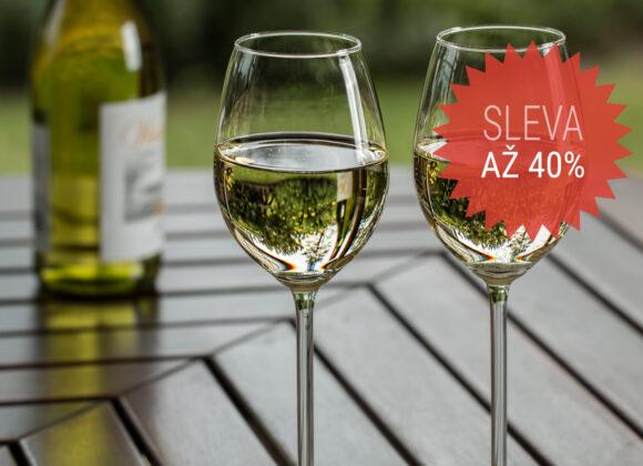 Vinařský balíček, sleva 15-30 %