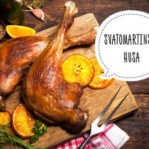 Svatomartinská husa, 8. – 10. 11. 2019