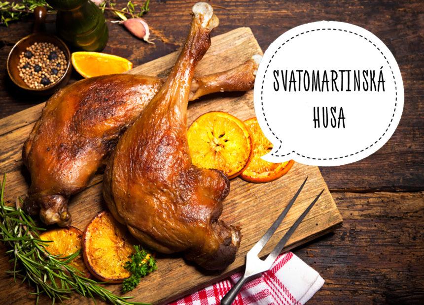 Svatomartinská husa, 9. – 11. 11. 2018